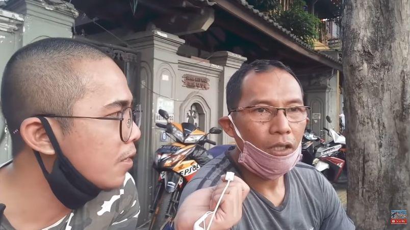 TNI Letnan Kolonel Jualan Tahu Pedas