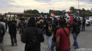 Blokade Gerbang Tol Pasteur, 8 Mahasiwa di Bandung Diamankan Polisi