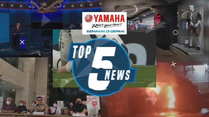 Top 5 News 23 Oktober