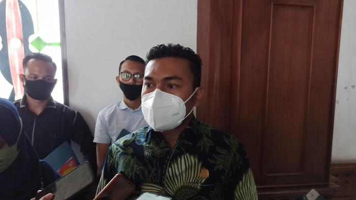 Wakil Ketua DPR Aceh Safaruddin (Agus Setyadi-detikcom)