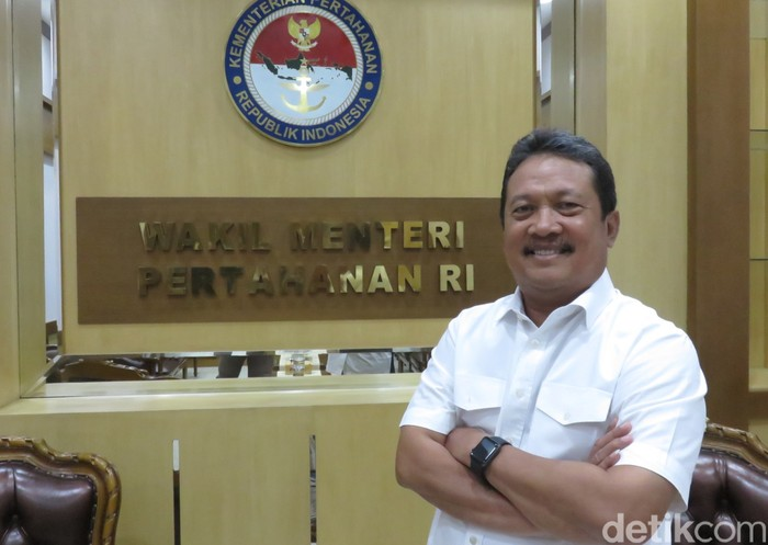 Wakil Menteri Pertahanan Sakti Wahyu Trenggono