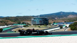 Hasil Kualifikasi F1 GP Portugal: Ungguli Bottas, Hamilton Raih Pole