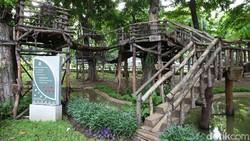 Asrinya Taman Tomang Rawa Kepa, Oase Penyejuk di Tengah Kota