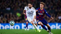 De Jong: El Clasico Selalu Sulit, tapi Barcelona Sangat Pede