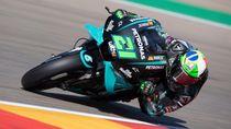 Hasil MotoGP Teruel: Morbidelli Juara, Rins Kedua, Mir Ketiga