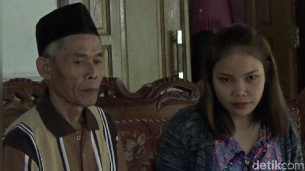 Pernikahan unik terjadi di Kabupaten Subang, Jawa Barat, Abah Sarna (78) meminang gadis desa Noni Novita Handayani (17). Pernikahan mereka yang berlangsung pada Minggu yang lalu viral di media sosial.