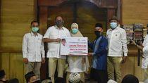 Keliling Dharmasraya, Andre Rosiade Sumbang Ratusan Juta & Ambulans