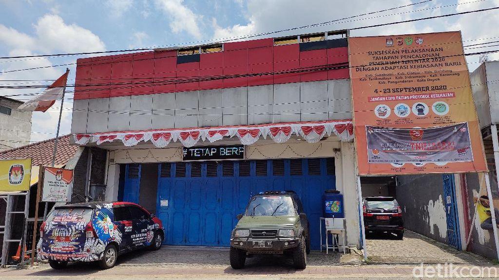 Pleno Penetapan Bupati-Wakil Bupati Terpilih Ditunda, Ini Kata KPU Cianjur