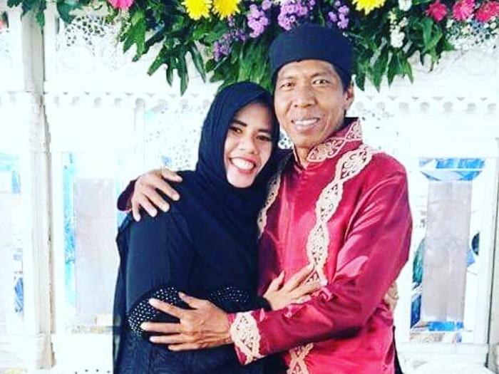 Namun pernikahan kedua Kiwil tersebut ternyata tak berlangsung lama. Belum lama ini, Kiwil dan Meggy bercerai. (Foto: Instagram @rohimah_alli)