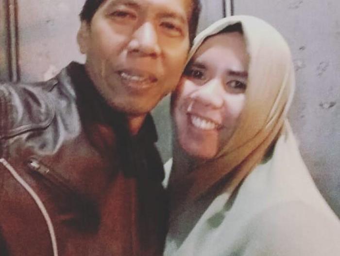 Baru sebentar menikmati jadi istri satu-satunya, Rohimah kembali dimadu. Kiwil dikabarkan menikah lagi secara siri dengan seorang janda bernama Venti Figianti. (Foto: Instagram @rohimah_alli)