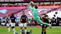 Man City Tak Sanggup Runtuhkan Tembok West Ham