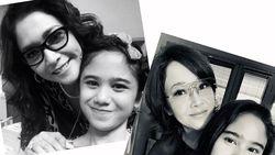 Maia Estianty Merasa Awet Muda Cuma karena Selfie Bareng Tissa Biani