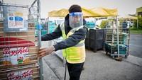 Mantap! Rashford Konsisten Bela Anak-anak Inggris dari Kelaparan