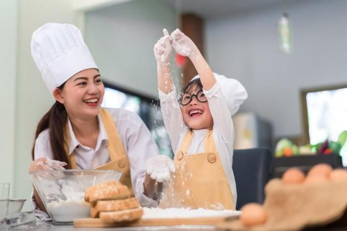 masak bareng anak