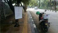 Orderan Sepi Gegara Corona, Driver Ojol Ini Nyambi Jualan Nasi Goreng