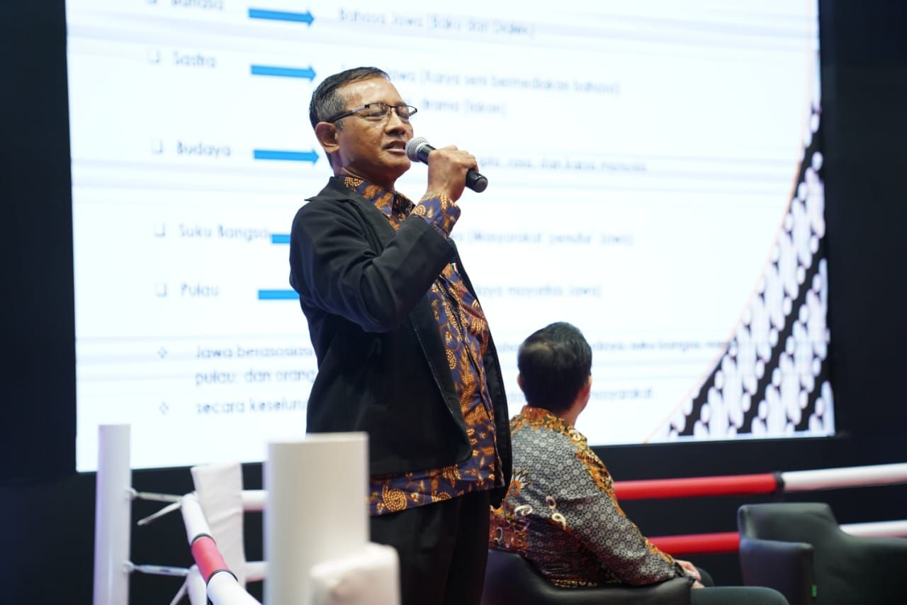 Pakar budaya Jawa dari Universitas Indonesia (UI), Darmoko. (Dok Pribadi Darmoko)