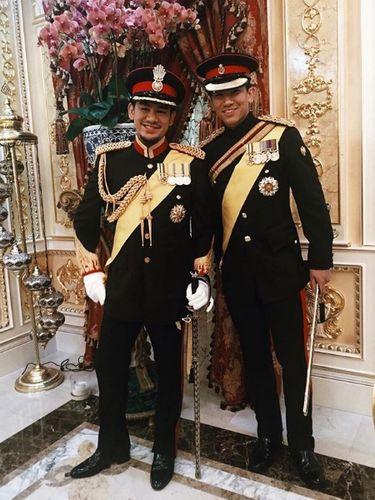 Pangeran Abdul Azim dan Pangeran Abdul Mateen