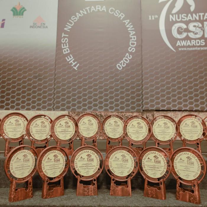 Penghargaan CSR Pertamina
