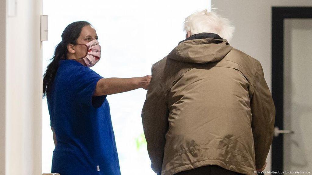 Perawat dan Penghuni Panti Jompo di Jerman Bersiap Hadapi Lockdown Corona