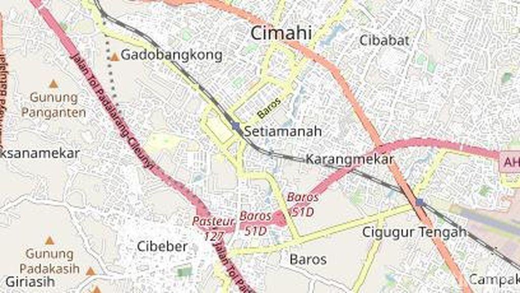 Kota Cimahi Wilayah Terpadat Penduduk di Indonesia