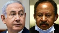 Sudan Hapus UU Boikot Israel yang Berlaku Sejak 1958