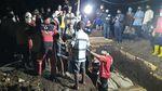 Potret Pemakaman Satu Keluarga Korban Kebakaran di Tangerang