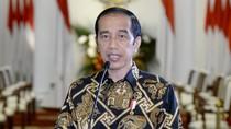 Jokowi di HUT ke-1 Gelora: Semoga Menjadikan Indonesia Kekuatan Dunia