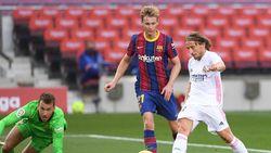 Barcelona Vs Real Madrid: Los Blancos Bungkam Barca 3-1