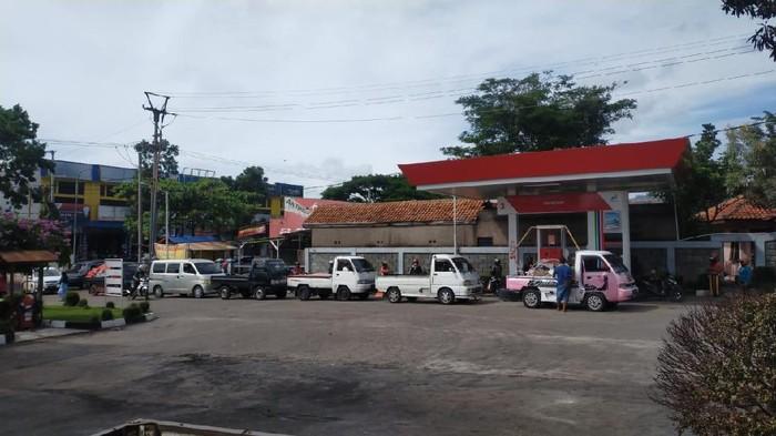 SPBU 34.43225 Warungkondang Cianjur Jawa Barat