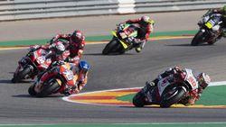 Link Live Streaming MotoGP Malam Ini