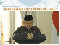 Maruf Amin Ingin Indonesia Kuasai Pasar Produk Halal Dunia Tahun 2024