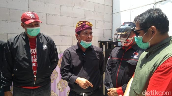 Wakil Wali Kota Bekasi, Tri Adhianto (Adhyasta Dirga/detikcom)