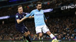 West Ham Vs Man City: Guardiola Sebut the Hammers Diuntungkan