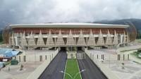 Wow! Begini Megahnya Stadion Berkelas Dunia di Papua