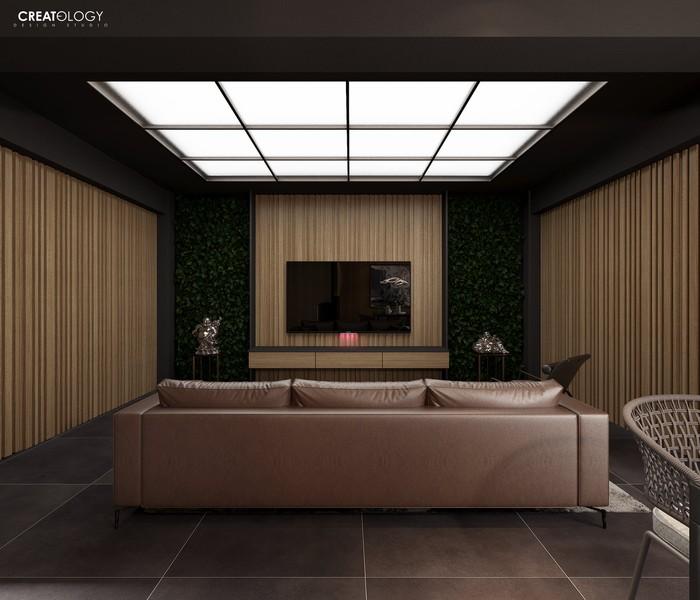 Penampakan apartemen yang diejek karena desainnya.