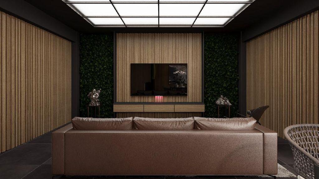 Penampakan Apartemen Minimalis yang Desainnya Diejek Mirip Rumah Duka