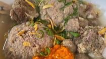 Masak Masak : Bakso Jumbo Isi Tetelan dan Sambal yang Nampol