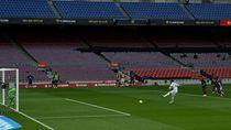 Barcelona Vs Real Madrid: Penalti Ubah Alur Pertandingan?