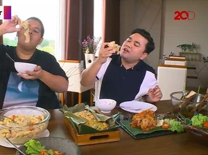 Bikin Laper! Seblak Kaki Sapi hingga Nasi Goreng Pepes Endol Surendol