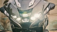 Makin Canggih, Ini Potret Moge Baru BMW New R 1250 RT