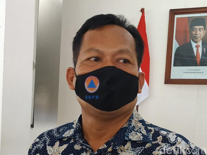Didik Alih Wibowo, Kepala Pelaksana BPBD Pacitan