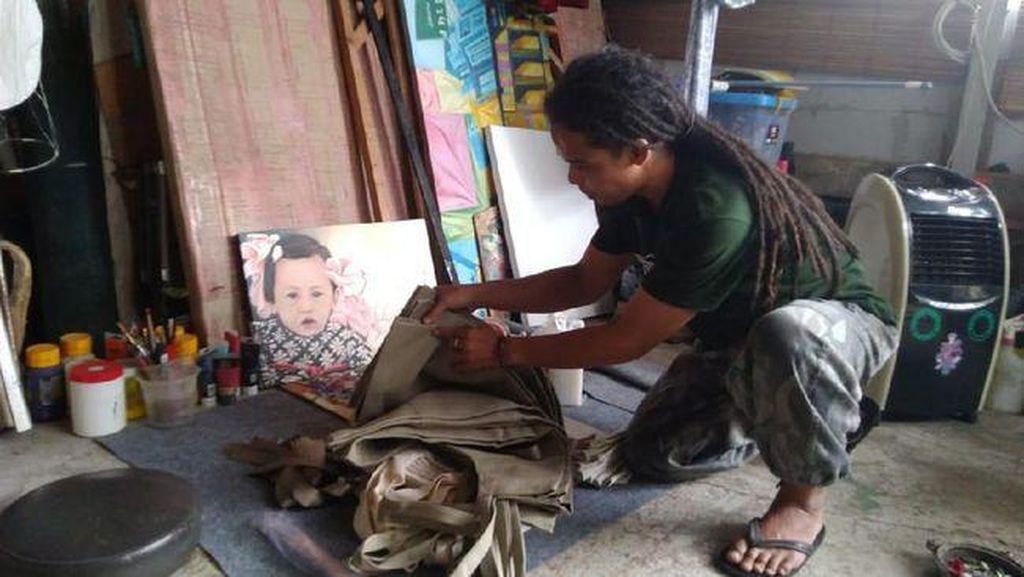 Bantu Seniman Korban Pandemi, Remaja SMA Ini Buat Bisnis Kreatif