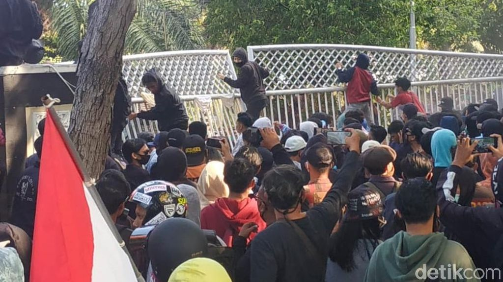 Pelajar di Banyuwangi Jadi Pelaku Anak dalam Kericuhan Demo Omnibus Law