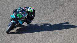 MotoGP Teruel 2020: Franco Morbidelli Juara, Alex Marquez Crash