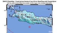 Gempa M 5,9 Guncang Pangandaran Terasa Kuat di Pacitan, Warga Berhamburan