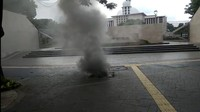 Ada Dugaan Pencurian Kabel di Balik Kepulan Asap Gorong-Gorong Istiqlal