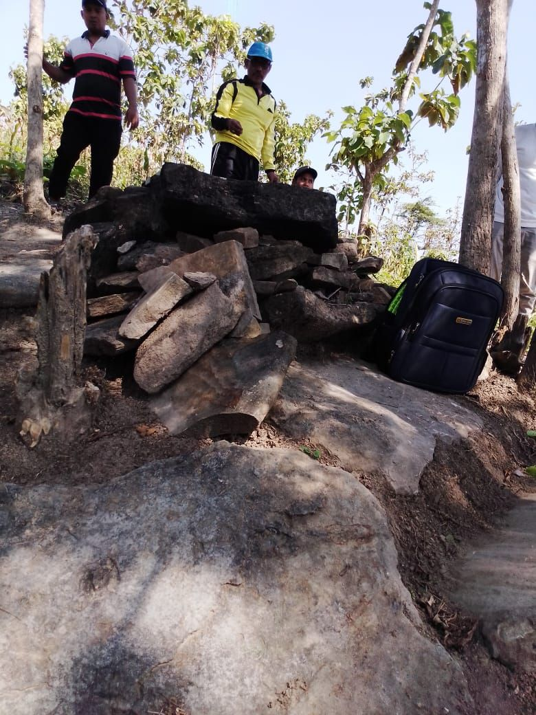 Penemuan 23 titik Kuburan Batu Manusia Kalang