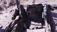 Foto: Kuburan Batu Manusia Kalang, Isinya Emas dan Perhiasan