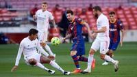 Messi Mandul di El Clasico Sejak Ronaldo Pergi