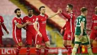 Liverpool Vs Sheffield: The Reds Menang 2-1